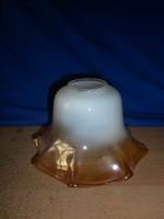 Régi üveg  lámpa búra