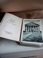 Mi ez? Építészettörténeti társasjáték - Budapesti műemlékek 1964