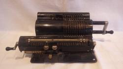 Original-Odhner számológép