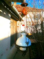 1900-as évekbeli Lüszter lámpa