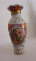 Satsuma váza, 20 cm-es