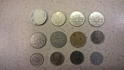 Román lej forgalmi érmék LOT