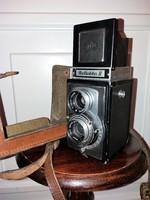 Reflekta II Ritka Fényképezőgép 1951