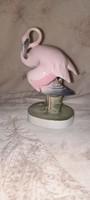 Sinkó flamingó ritka rózsaszínben