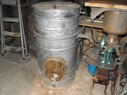 Weiss Manfréd WM Csepel Szép Vintage kályha ritkaság Víz melegítős tűzhely felújított múzeum i darab