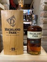 HIGHLAND PARK 25 YEARS WHISKY (0,7/45,7)