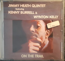 JIMMY HEATH QUINTET ON THE TRAIL    JAZZ CD