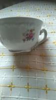 Zsolnay barokk kávés csésze
