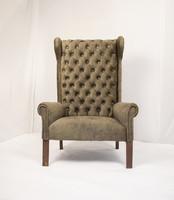 Chesterfield stílusú ifjúsági fotel