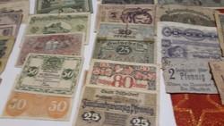 Német pénzek  1901-1945 ig eladó egyben 50000