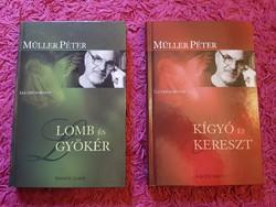 Müller Péter könyvek újak