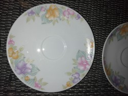 Alföldi porcelán kávéscsésze alátét