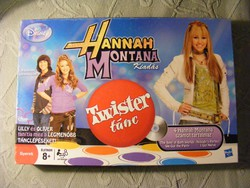 Disney Twister ügyességi  társasjáték