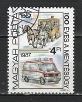Pecsételt Magyar 1012   MPIK 3849