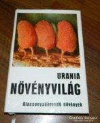 Urania Növényvilág: Alacsonyabbrendű növények