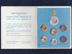 Vatikán II. János Pál Anno IX forgalmi sor 1987 (id42648)