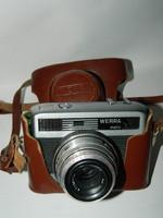 Régi Werra matic fényképezőgép.