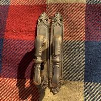 Antik réz kilincsek