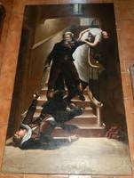 Victor Giraud festmény eladó