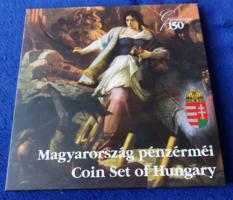 Gárdonyi forgalmi sor 2013 PP - Egri csillagok 1000 forint érmével