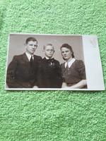 Régi családi fotó    /1942/