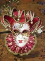 Velencei karneváli maszk