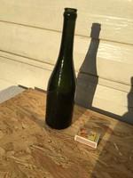 Antik sörös üveg - sörösüveg Polgári Sertfőző Kőbánya - 0,45 l
