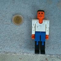 Retró játék nak látszú műanyag figura  KIÁRUSÍTÁS 1 forintról