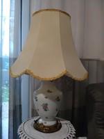 Herendi Eton mintás asztali lámpa