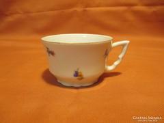 Zsolnay kávés csésze, Grünwald Mór