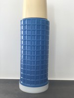 Retro termosz, 28 cm magas