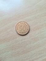 Észtország 50 Senti 2007