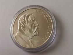 Alpár ignác ezüst 5000 Ft 31,46 gramm/0,925 Ritka