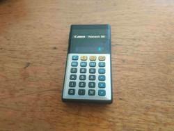 Retro Canon Palmtronic 8M számológép