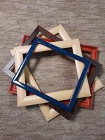 Művészek Figyelem! 3 db 30x40 cm+2 db 25x30 cm képkeret csomag