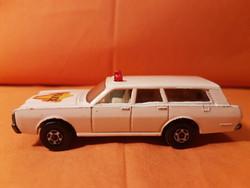 Eredeti matchbox series 55 mercury police car! 50 éves!