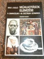 Dr. Beke László: Műalkotások elemzése 1985