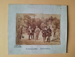 Antik festmény-fotó
