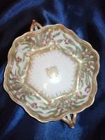 Nippon Japán kézifestésű porcelán tálka