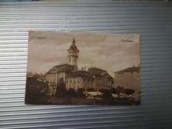 Szegedi Városháza képeslap