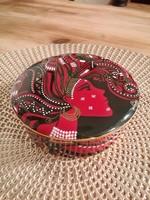 Hollóházi Vészabó Noémi porcelán bonboier exclusive