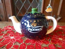 Pickwick tea kiöntő, szeder