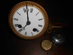 Francia asztali / kandalló óra szerkezet