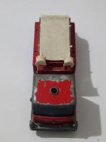 Matchbox Fire pumper Truck kisteher autó.