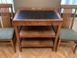 Sáros megye leggazdagabb ügyvédjének asztala