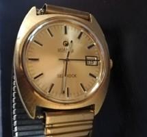 Óra  Roamer Shearock Svájci óra,  eredeti óraszijjal, karbantartott,  kiváló  állapotban