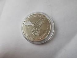 2014 Kanada sas ezüst érme 31,1 gramm 0,999 Ritkább