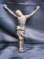 Öntött vas korpusz.Művészien kidolgozott, súlyos darab. Kereszt nélkül, fotók szerinti állapotban.