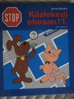 STOP Közlekedj okosan! 1.- retro könyv 1979