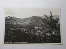 Marosfő Gyergyói havasok 1944